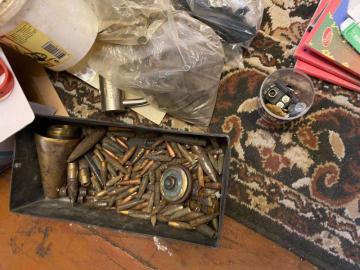 За хранение боеприпасов нижегородцу грозит штраф и лишение свободы