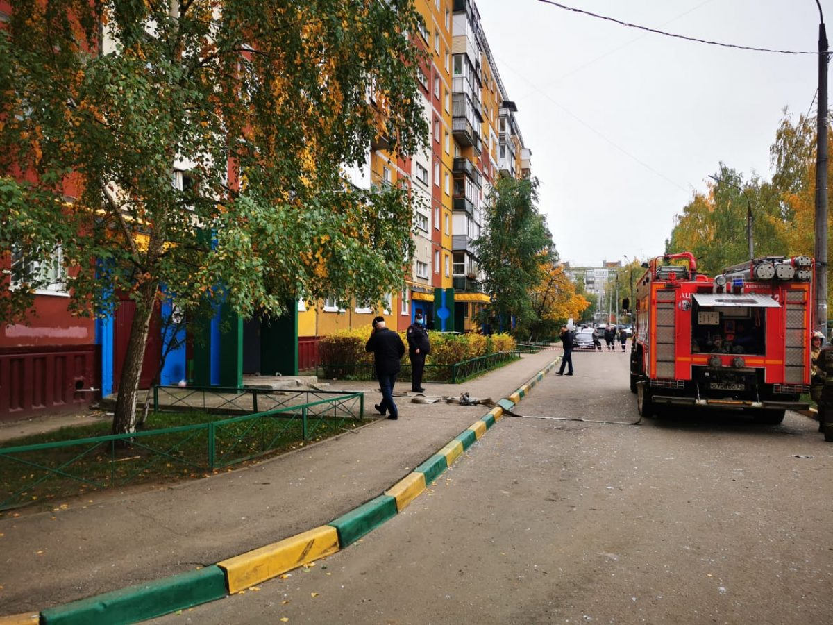 Стало известно о состоянии пострадавших от хлопка газа на улице Гайдара в Нижнем Новгороде