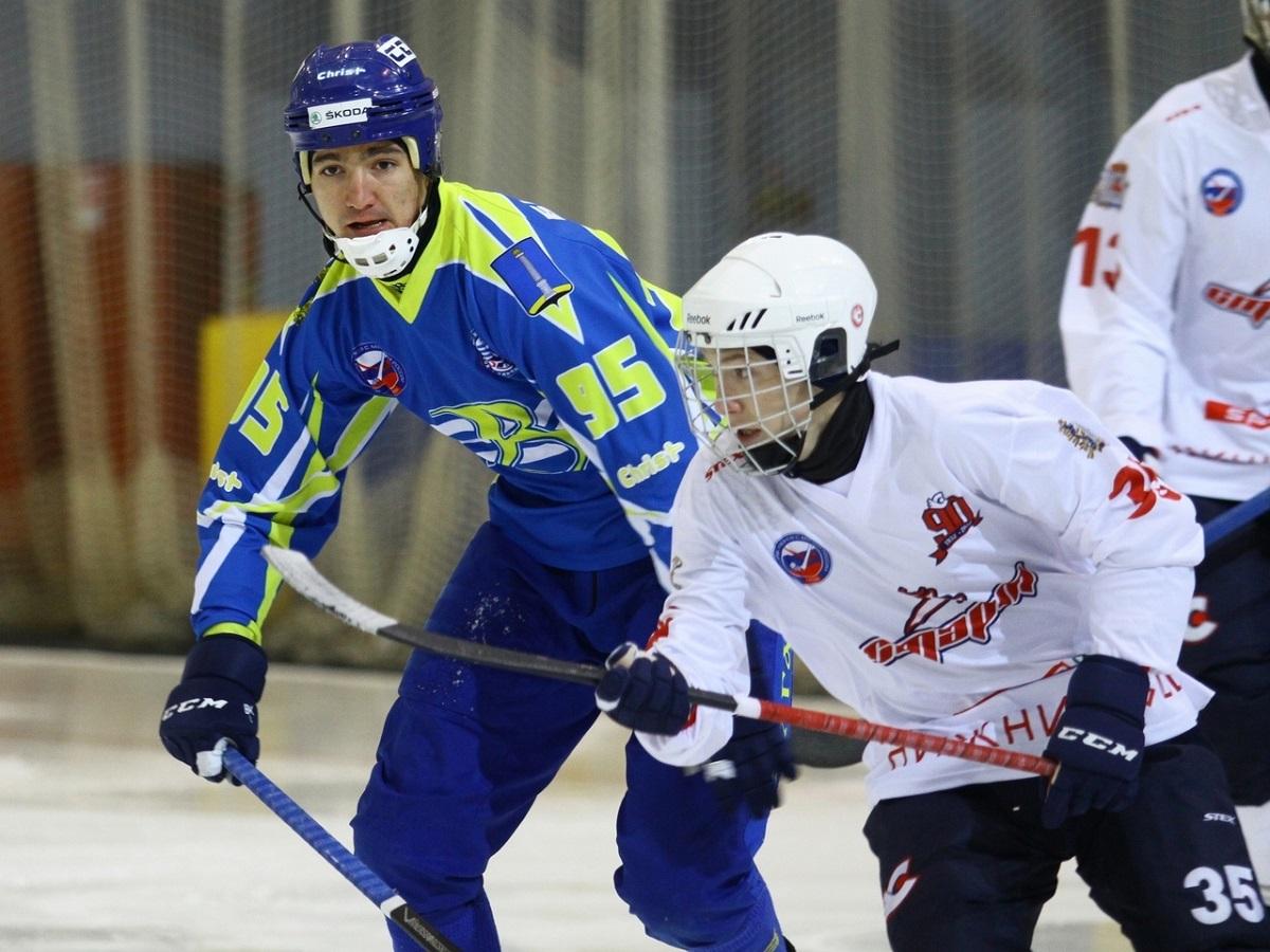 Нижегородский «Старт» первый матч чемпионата России по хоккею с мячом проведёт в Ульяновске