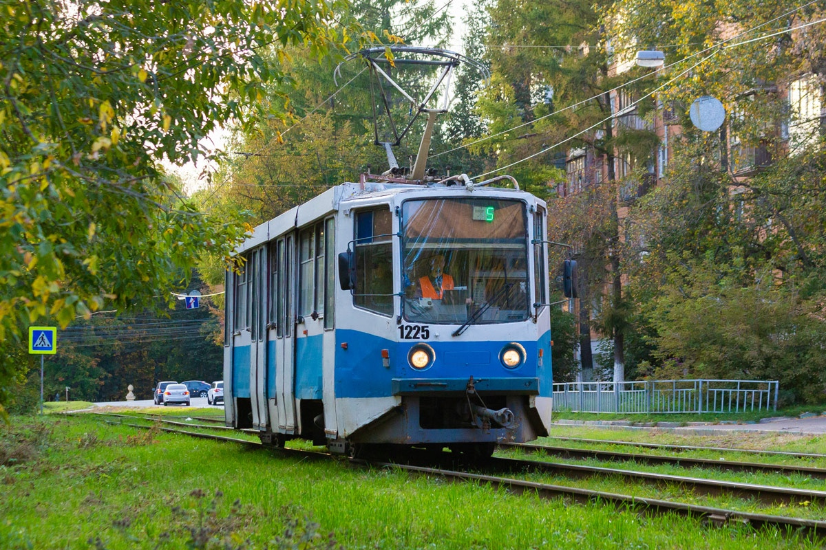 Движение трамваев №5 в Нижнем Новгороде ограничили до 11 октября
