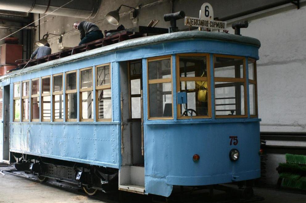 Нижегородцев приглашают посетить экскурсию об истории трамвайных путей