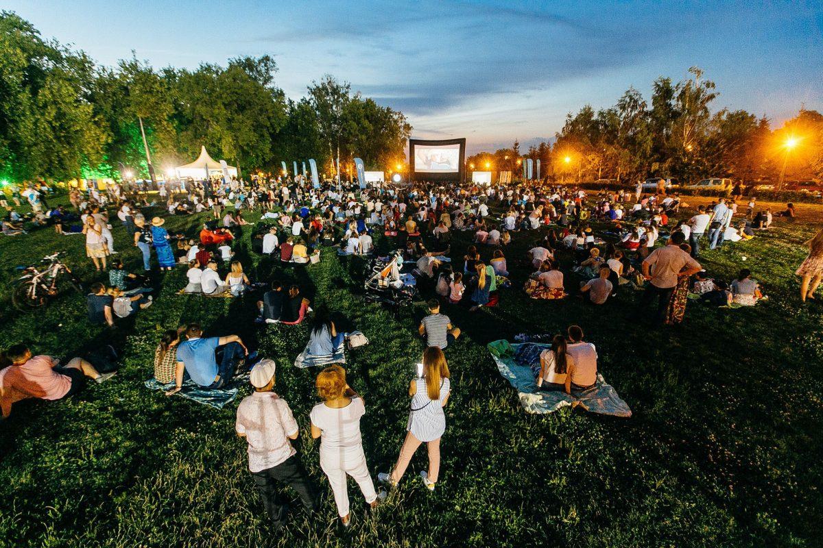 Фестиваль уличного кино пройдёт в Нижнем Новгороде