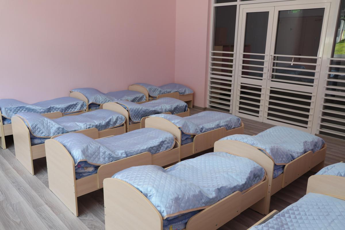 Группа для детей-аллергиков открылась в детском саду №156 в Московском районе