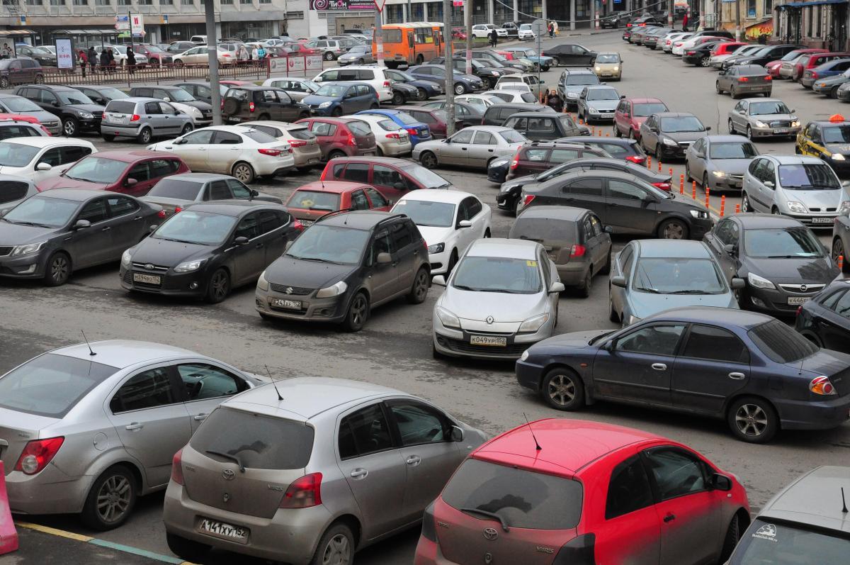 В России создали технологию для оценки загруженности парковок с помощью машинного радиозрения