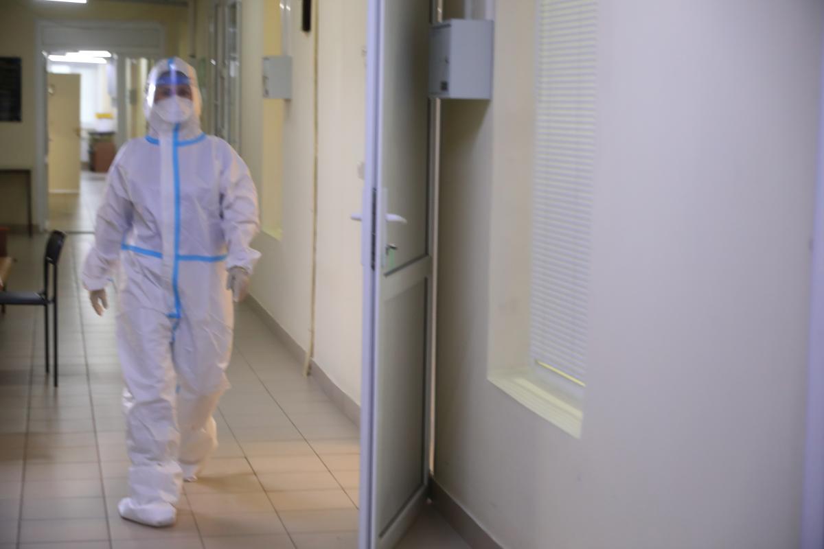 В России обновлен максимум по общему количеству заболевших коронавирусом