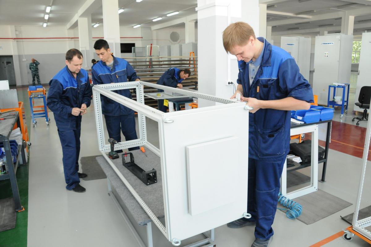 Еще два нижегородских предприятия стали участниками нацпроекта «Производительность труда»