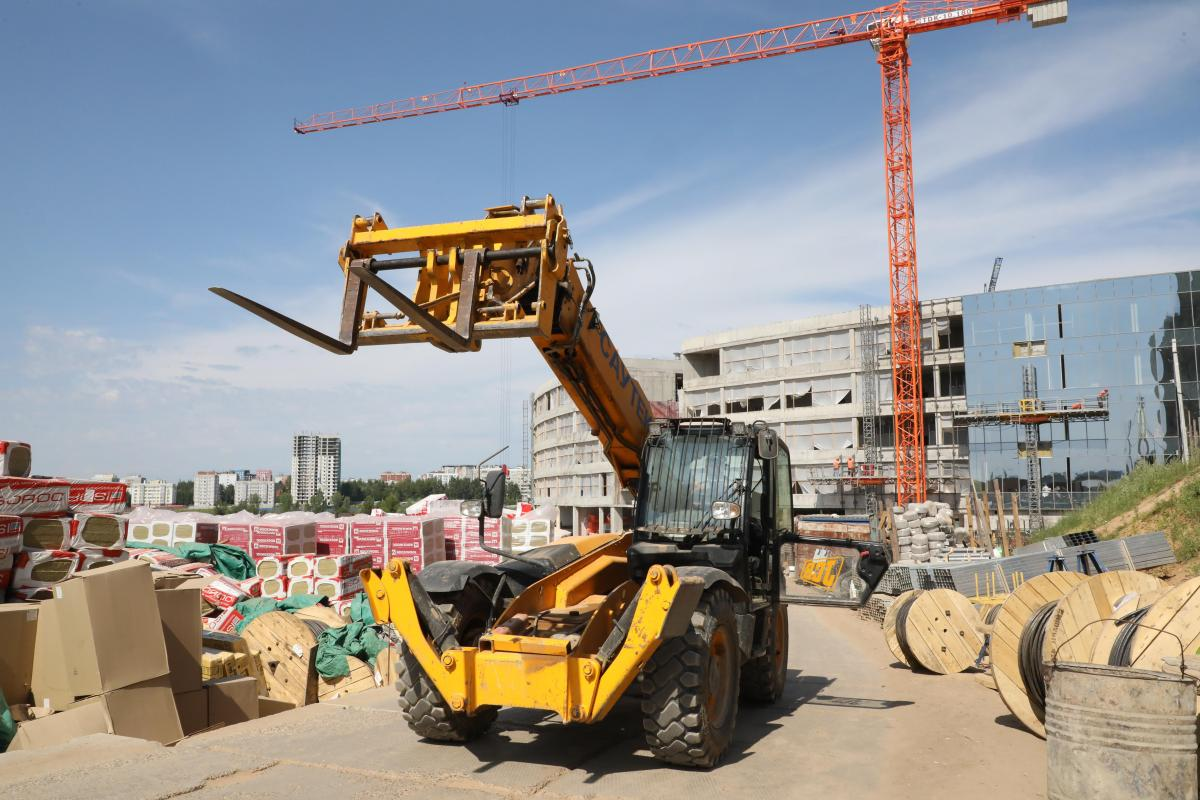 Строительство «Школы 800» в Нижнем Новгороде завершится 31 декабря