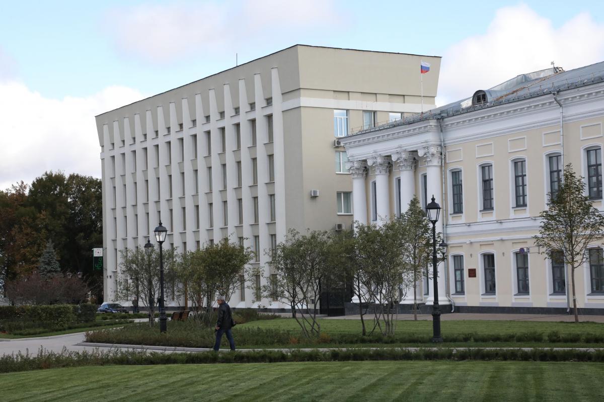 Глеб Никитин назначил Петра Банникова исполняющим обязанности заместителя губернатора
