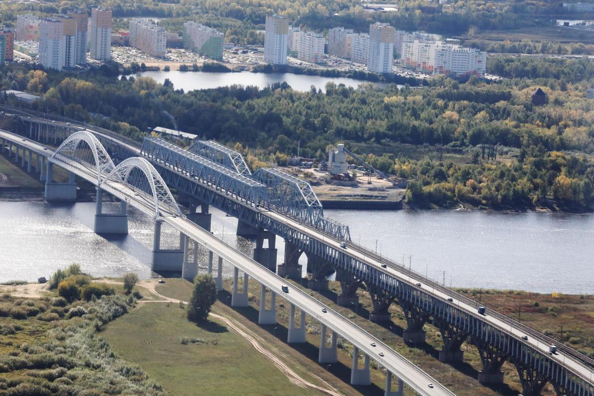 Капремонт старого Борского моста начнется не раньше июля 2022 года