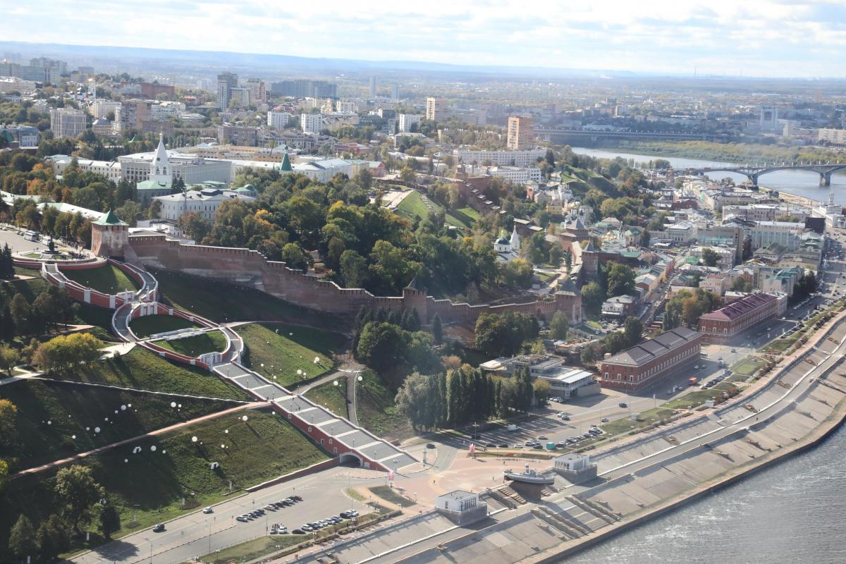 Дмитрий Чернышенко назвал Нижегородскую область в числе регионов-лидеров цифровой трансформации