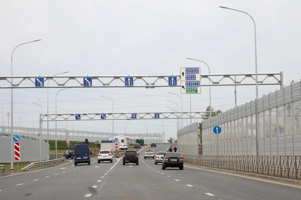 Развязку в Ольгине полностью откроют на следующей неделе
