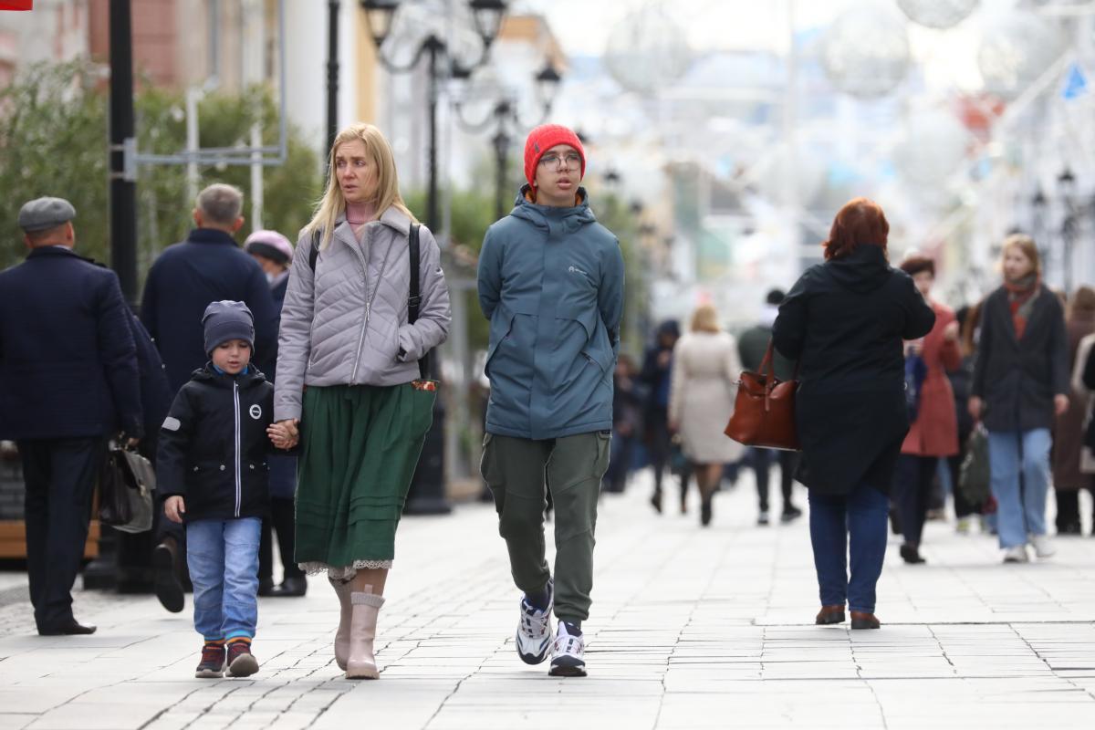 Солнечная погода без осадков ожидает нижегородцев на новой рабочей неделе