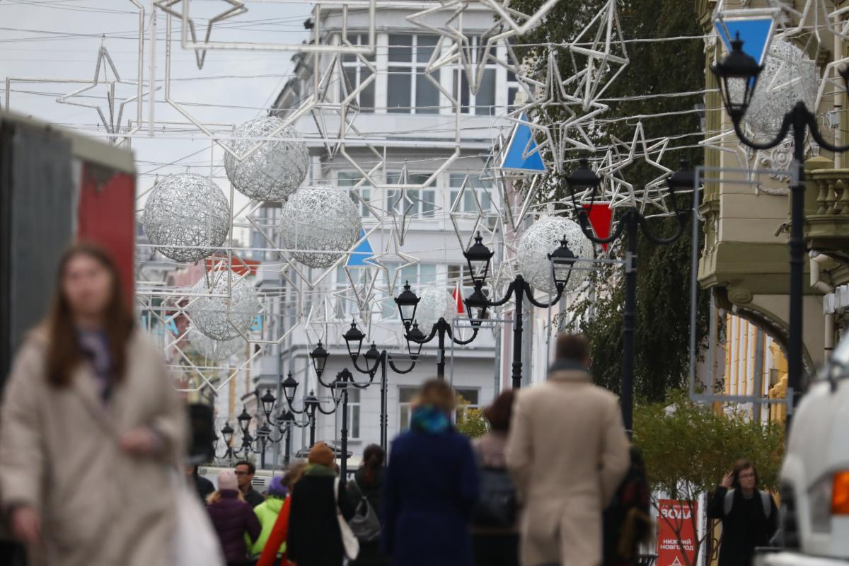 Метеорологи рассказали, какую погоду ждать нижегородцам в октябре