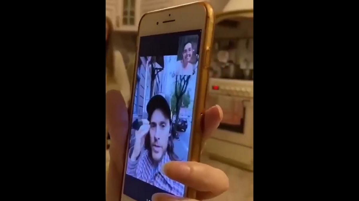 Нюта Федермессер организовала видеовстречу тяжелобольной девушки с Джаредом Лето